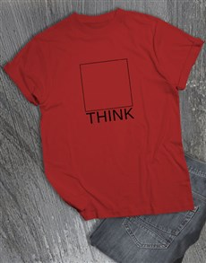 gifts: Outside The Box T Shirt!