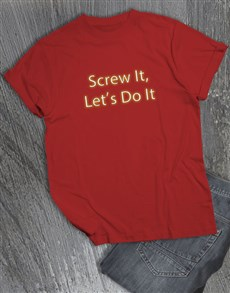 gifts: Lets Do It T Shirt!