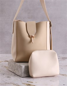 gifts: Handbag With Pouch!