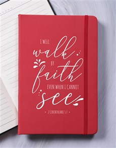 gifts: Walking By Faith Journal!