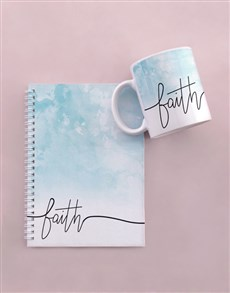 gifts: Live By Faith Notebook Set!