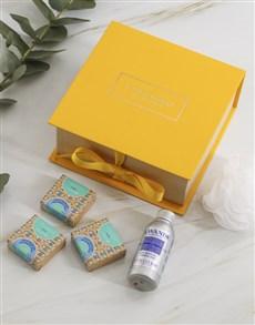 gifts: Loccitane Feel Good Gift Set!