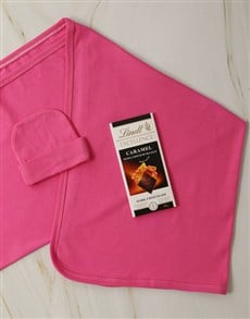 gifts: Bright Pink Baby and Mommy Gift!