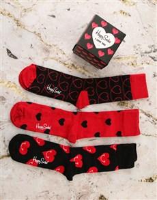 gifts: Happy Socks Love Box!