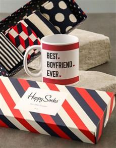 gifts: Best Boyfriend Ever Gift Set !