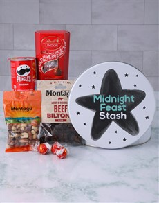 gifts: Midnight Snack Tin!
