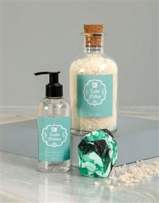 gifts: Love Potion Massage Oil Set!