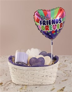 gifts: Best Friends Soap Basket!