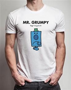 gifts: Mister Grumpy T Shirt!