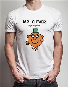 gifts: Mister Clever T Shirt!