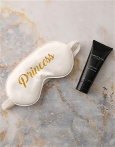 gifts: White Princess Eye Mask Hamper!
