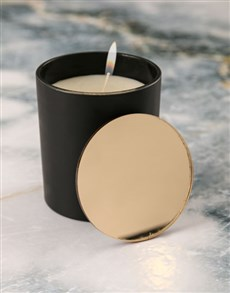 gifts: Glamorous Vanilla Scented Candle Set!
