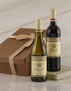 gifts: Zonnebloem Merlot Duo Gift Box!