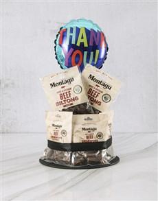 gifts: Thank You Biltong Cake!