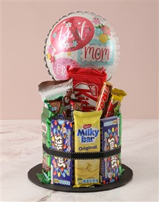 gifts: Best Mom Chocolate Cake!