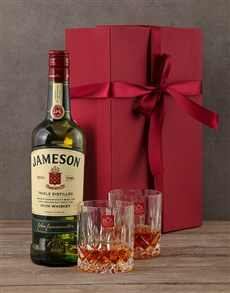 gifts: Jameson Gift Box!