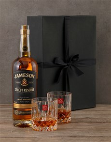 gifts: Jameson Select Reserve Gift Box!
