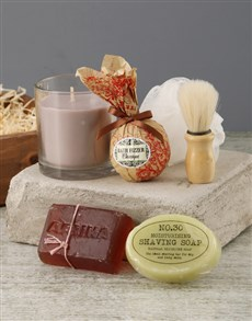gifts: Hello Handsome Mens Grooming Gift Crate!