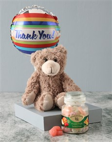 gifts: Thank You Candy Jar Hamper!
