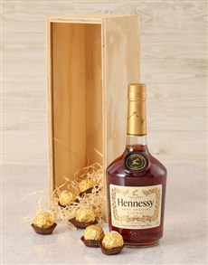gifts: Hennessy VS Crate!