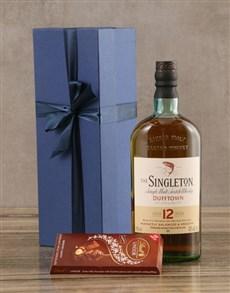 gifts: The Singleton Twelve Year Whisky Set!