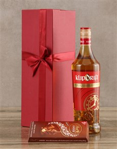 gifts: Klipdrift Export Brandy Set!