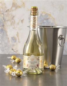 gifts: Durbanville Hills Sparkling Gift Hamper!