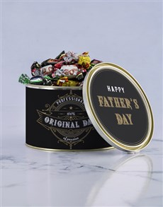 gifts: Professional Dad Treat Tin!