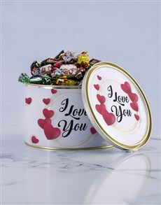 gifts: I Love You Treat Tin!