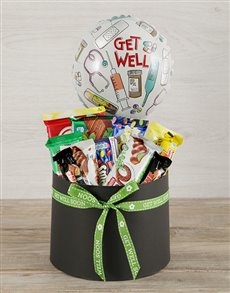gifts: Get Well Delux Nestle Hamper!