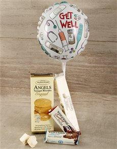 gifts: Get Well Nougat Hamper!