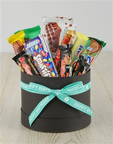 gifts: Happy Birthday Nestle Hamper !