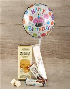 gifts: Happy Birthday Nougat Hamper!
