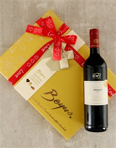 gifts: Love Beyers and Merlot Gift!