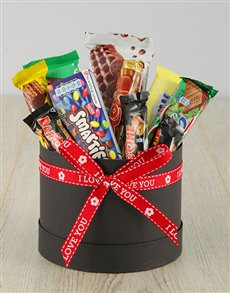 gifts: Love and Hearts Nestle Hamper!