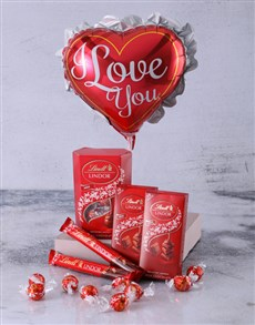 gifts: Love You Lindt Hamper!