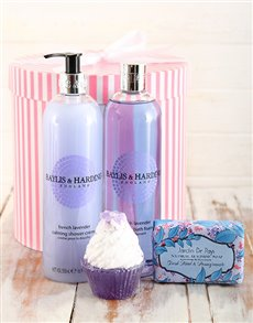 Gifts and Hampers - All Gifts: Baylis and Harding Lavender Collection Gift!