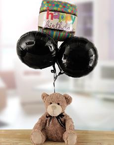 gifts: Teddy Birthday Gift!