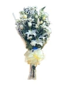 flowers: White Wishes!