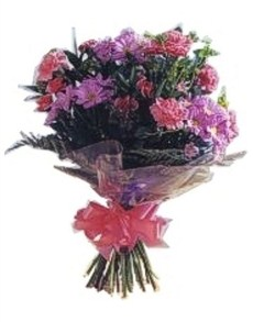 flowers: Pink and Purple Posy!