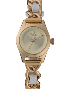 jewellery: Sissy Boy Bijoux Ladies Gold Ion Plated Watch!