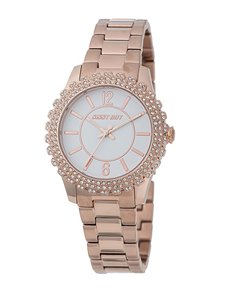 watches: Sissy Boy Ladies Rose Gold Glamour Watch!