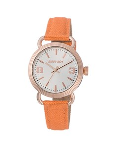 watches:  Sissy Boy Ladies Heritage Rose Gold Watch !