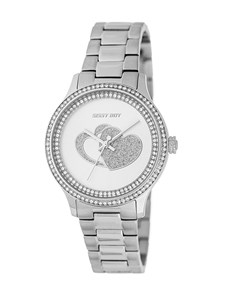watches: Sissy Boy Glamour Stainless Steel Watch!