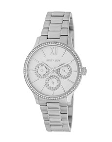 jewellery: Sissy Boy Couture Stainless Steel Watch!