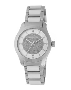 jewellery: Sissy Boy Elegance White Watch!
