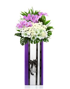 flowers: Funeral Flowers   Tranquility!