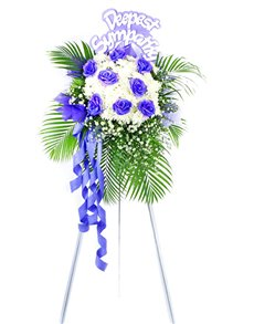 flowers: Funeral Flowers Heartfelt Condolences!