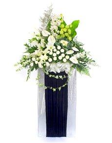 flowers: Funeral Flowers Serenity!