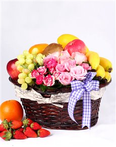 gifts: Country Fruit Basket!